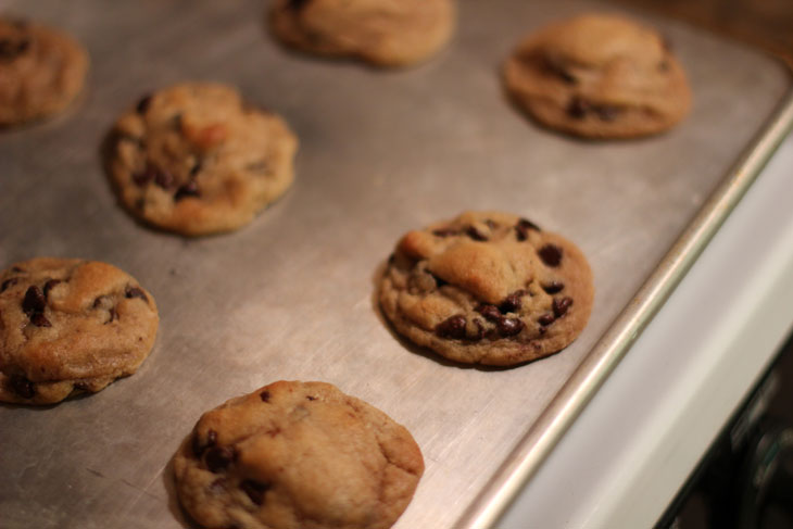 Even more freshly baked Pillsbury Gluten Free cookie dough