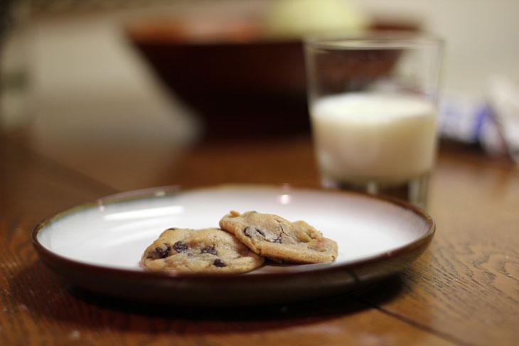 Ready to eat Pillsbury Gluten Free cookies