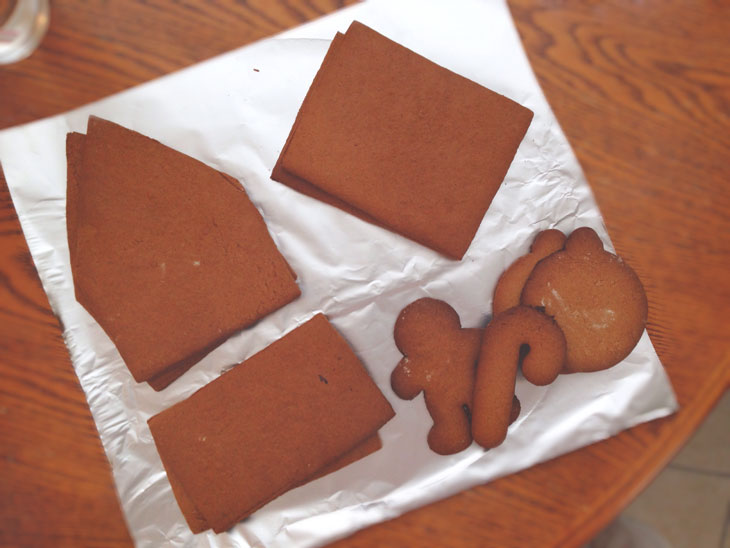 ginger bread cut outs