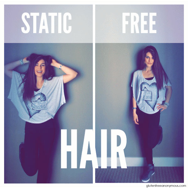 Static Free Hair - Gluten Free Shampoo & Conditioner