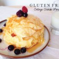 Gluten Free Cottage Cheese Pancakes
