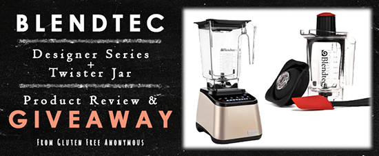 Blendtec Giveaway Announcement