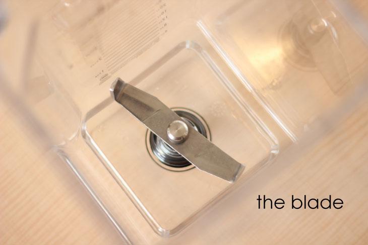 Blendtec Designer Series blade