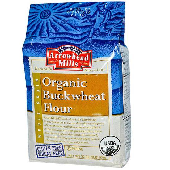 Buckwheat organic flour