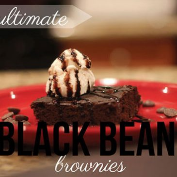 Guilt-Free Black Bean Brownies