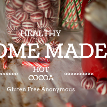 Healthy Home Made Hot Cocoa
