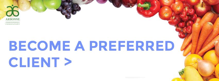 arbonne-preferred-client